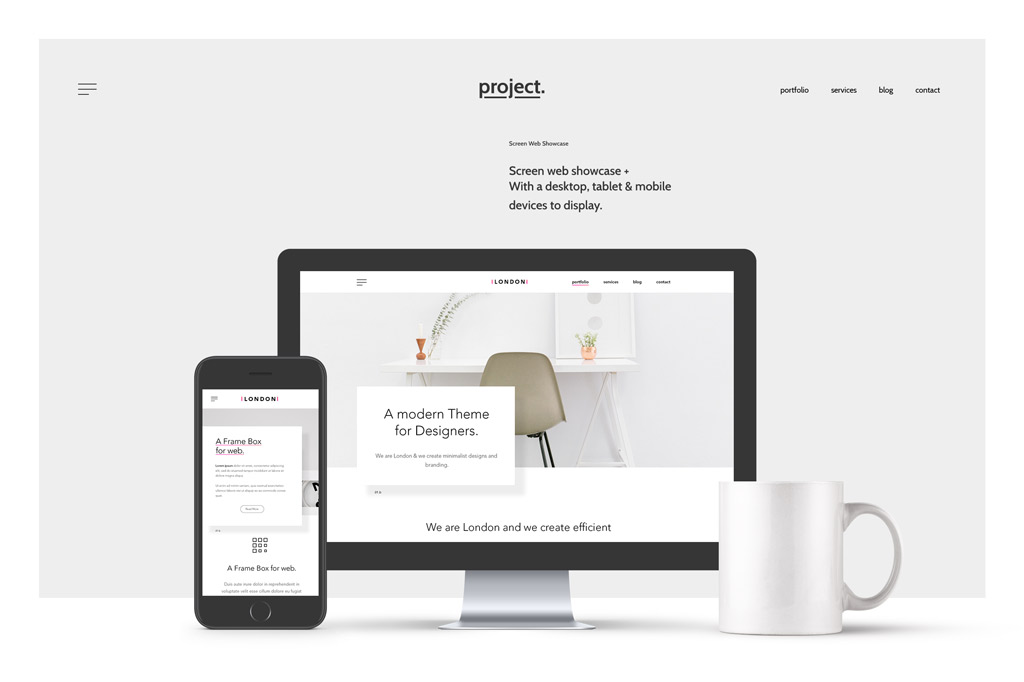 Professional/Personal Website