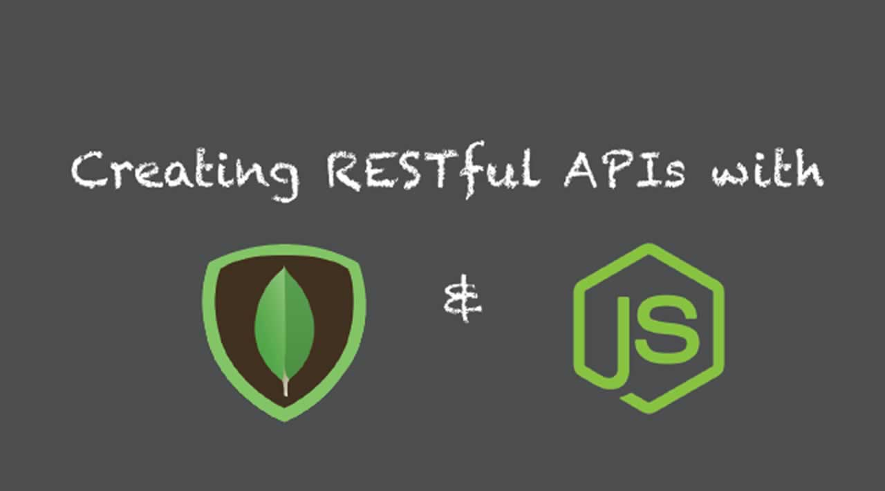 I will build rest API for your web app with node js and express js